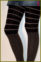 Forum Piercing - - Strickstrumpfhosen Overknees